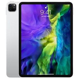 Apple iPad Pro 11インチ 第2世代 Wi-Fi 256GB 2020年春モデル MXDD2J/A シルバー[即納可]