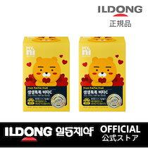 【ILDONG製薬】(2EA*108錠)レモン味キャンディーにビタミンもたっぷり!どこでも楽しめるマイニ生生パチパチビタC(1+1)