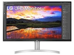 ★LG Electronics / LGエレクトロニクス 31.5インチ 4K(3840×2160) IPSモニター 32UN650-W [31.5インチ]