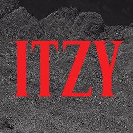 【el144]いITZY  -  NOT SHY(カバー3種)初回特典+ポスター