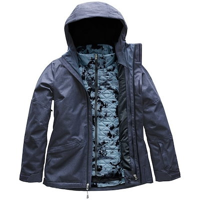 The North Faceノースフェイス レディース ジャケット・ブルゾン アウター The North Face ThermoBall? Snow TriclimateR Jacket - Women s