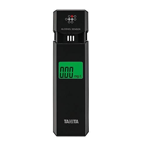 TANITA タニタ HC-310 アルコールセンサー アルブロ ブラック HC-310-BK HC-310-BK