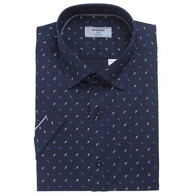 [AK公式ストア][レノマシャツ] [レノマシャツ] Summer Slim Fit Shirt RJUSL0339-NY