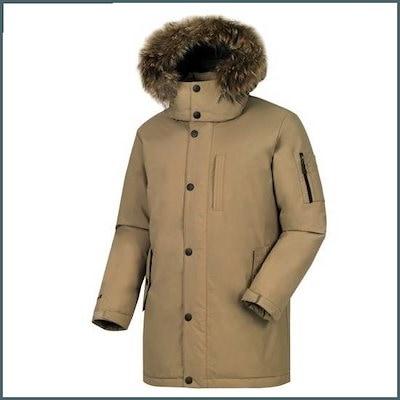 [ルカプ]1216DJ414男性ドッグダウンサファリジャケット / パディング/ダウンジャンパー/ 韓国ファッション