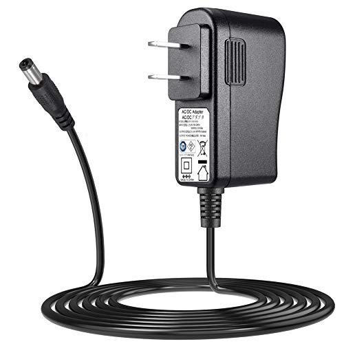 Punasi Casio用の電源 PSE認証 カシオAD-5JL電子ピアノ交換用ACアダプター 電子キーボード用 9V 1A AC/DCアダプター5.5x2.1 mmプラグ 充電器 電源アダプター