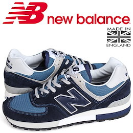 a955d32a76c66 COUPON · new balance 576 メンズ ニューバランス スニーカー OM576OGN Dワイズ MADE IN UK ネイビー