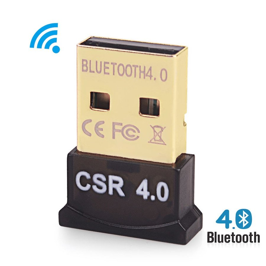 送料無料 Bluetooth Version4.0 ドングル USBアダプタ Win10 8 7 Vista 対応 Mac非対応