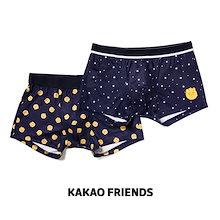 【Kakao friends】カカオフレンズライアンアンダーウェア男性用/Ryan underwear for man/(S・M・L)・KAKAO FRIENDS正規品