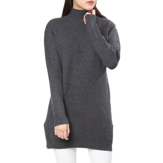 シーフォックスペイディさんジャケット 女性のジャケット / 韓国ファッション/ジャケット/秋冬/レディース/ハーフ/ロング/