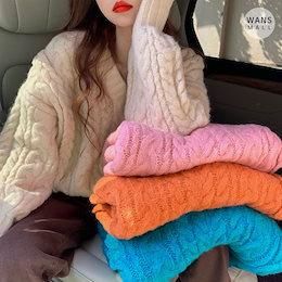 kn3020【wansmall】必須アイテム!4color!ニット/セーター/Vネック/韓国ファッション/あったかニット/オーバーフィット/ストンVネックセーター