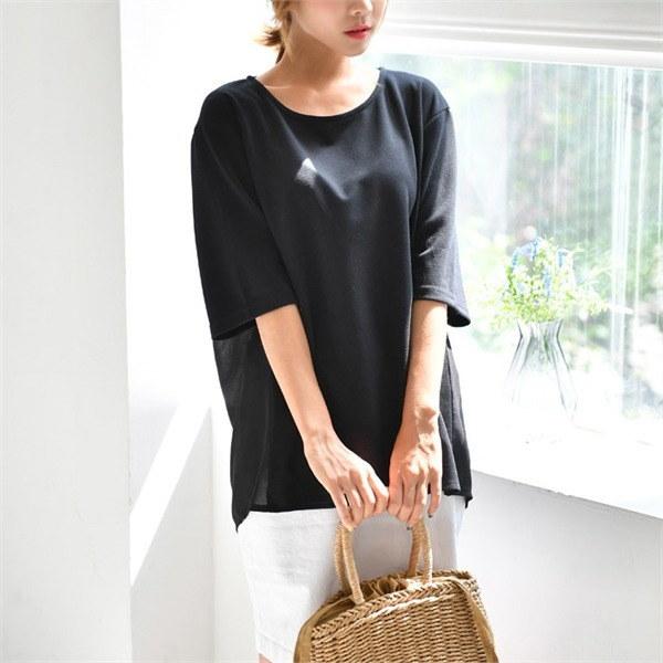 コロッケブラウスティーシャツ6種セットnew 女性ニット/ Vネックニット/韓国ファッション