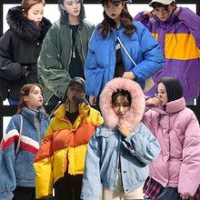 11月新品追加韓国ファッション ダウンコート コート アウター ダウンコート 防寒 流行のデザインに仕立てた ダウンジャケット ロングタイプ 軽量 アウター しっかり暖か★ レディース 大きいサイズ
