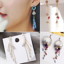 9f527cddc6a84a 2019韓国ファッション&7月新作登場 超可愛い女の子イヤリング ブレスレット ピアス ネックレス 指輪 アンクレット