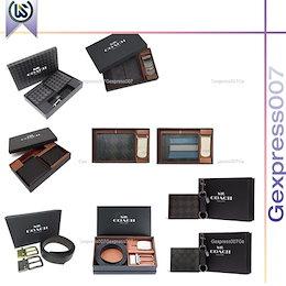 セール 関税込み 送料無料 即発メンズ 二つ折り 財布 ベルトBOX付きF29273  F64118 F37885 F41346 F37887 F41344 F37945  F37882 F554