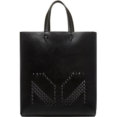 ★【MCM 正規品】★SS15 M MOMENT MEDIUM BAG★MMP5SXO68BK★【EMS無料発送】★