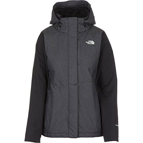 The North Face Inlux Insulated Jacket Womens (Large, TNF Black)