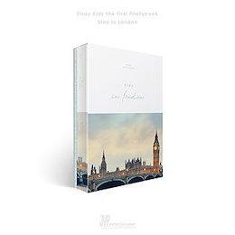 韓国スター写真集 Stray Kids (ストレイキッズ) 1ST PHOTOBOOK [Stay in London] (フォトブック325P+メーキングDVD+ポストカードセット 外)
