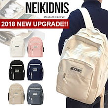 7c4f67d40fed 【Keyholderおまけ】☆2018VER.☆neikidnis☆SNSで人気☆ TRAVEL BACKPACK