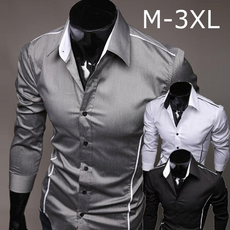 d06127743ec921 【ドレスシャツ】 Yシャツ 白シャツ ロング丈 タイト 長袖シャツ ワイシャツ シャツ 長袖
