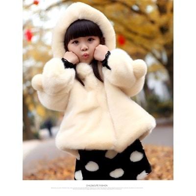 3a1f57a1b07c9 可愛い 子供冬コート レザージャケット ふわふわファーコート 中綿コート 暖かい アウター 韓国キッズファッション ショート丈 キッズコート 洋服 子供  女の子 お洒落