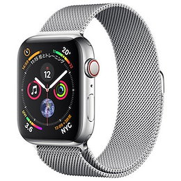 Apple Watch Series 4 GPS+Cellularモデル 44mm MTX12J/A ミラネーゼループ[即納可]