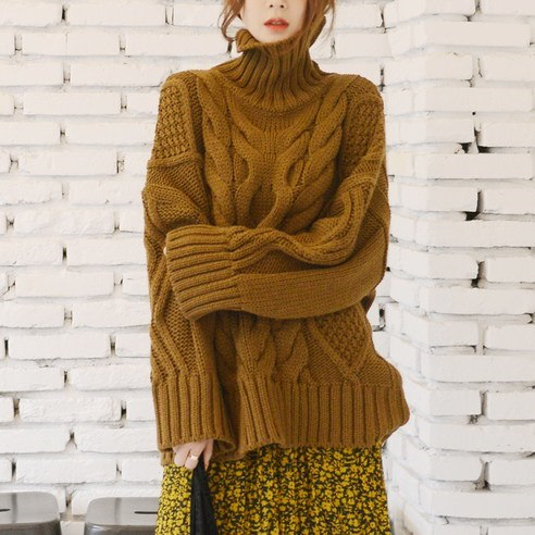 さらにムード女性G229-スィジュカミングニットkorean fashion style