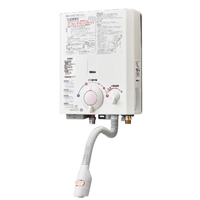 ノーリツ NORITZ 小型湯沸かし器 プロパンガス(LP) GQ531MW