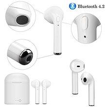 ●完全ワイヤレスイヤホン Bluetoothイヤホン 左右分離型 片耳両耳対応 高音質 マイク内蔵 防汗 ワンボタン設計 iPhone Android対応 イヤホン 高音質 ワイヤレスイヤホン