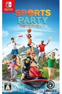 スポーツパーティー [Nintendo Switch] 製品画像