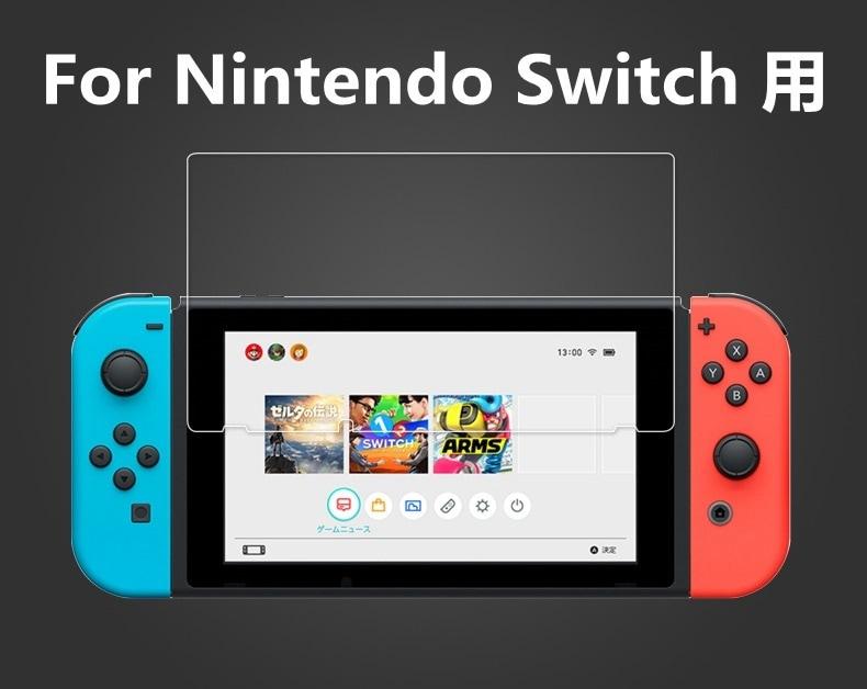 Nintendo Switch用 Nintendo Switch lite用液晶画面保護シール/保護シート/保護フィルム任天堂スイッチ用保護フィルム ニンテンドー用保護シール/クリアタイプ【F341】