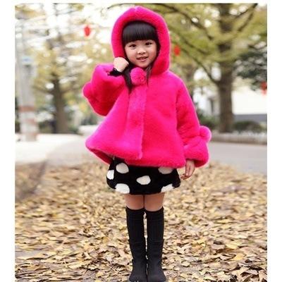 42fedf013f14b  Qoo10  可愛い 子供冬コート レザージャケット ...   キッズ