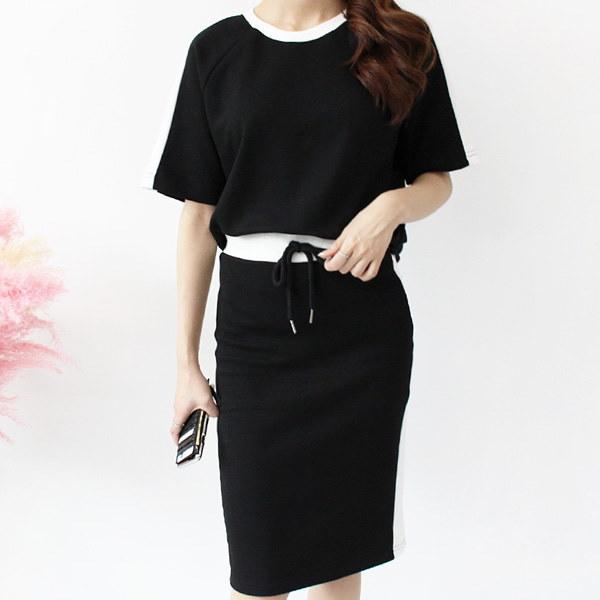 [LUCY J] セットアップ♥ 韓国ファッション♥ レディースファッション