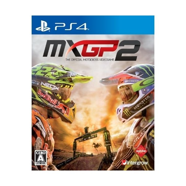 MXGP2 - The Official Motocross Videogame 製品画像