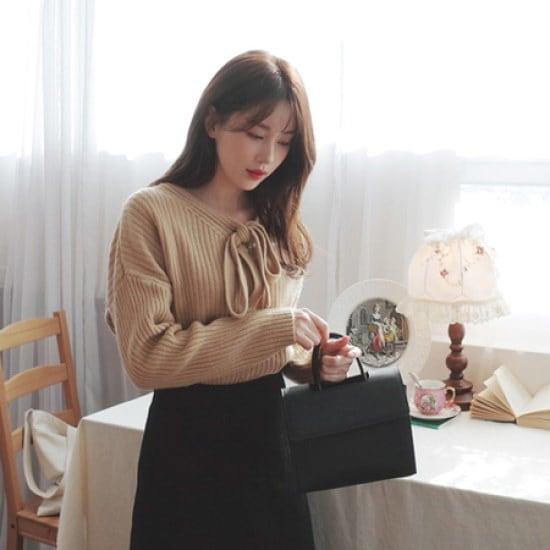 ミミ・アンド・ディディmajor・ニット8059 ニット/セーター/ニット/韓国ファッション