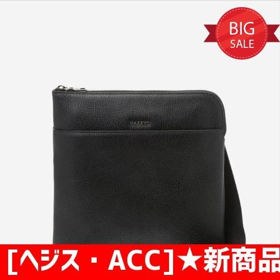[ヘジス・ACC]★新商品★[SOPHIA】ブラック革のクロスバックHJBA7F650BK クロスバック/メッセンジャーバッグ/韓国バッグ/韓国ファッション