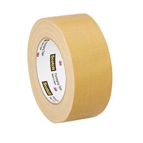 オススメ 3M スコッチ ガムテープ 布梱包テープ 軽量用 50mm×25m 509BEN