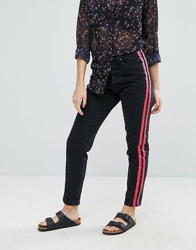 ゲタス レディース デニムパンツ ボトムス Gestuz Ane Straight Jeans