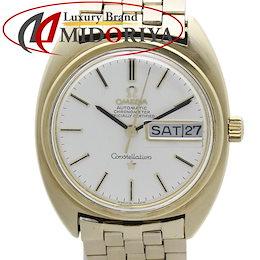 【OMEGA オメガ】コンステレーション ジェラルドジェンタ Cライン 前期型 168.029 Cal.751 メンズ /37412 【中古】【アンティーク】 腕時計