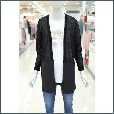 [レノマレディー]WモールレノマレディサマーシフォンカディゴンCX26KC700 /女性ニット/カーディガン/韓国ファッション