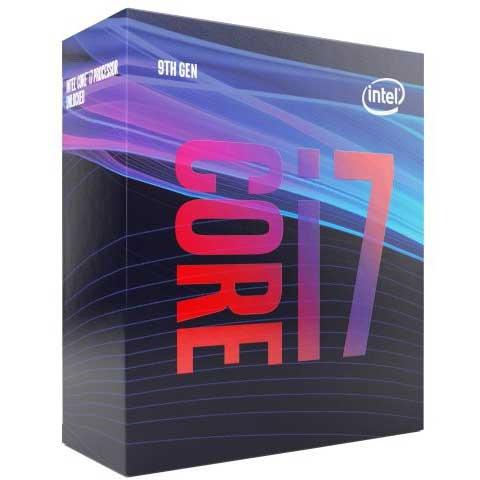 Intel 第9世代 CPU Core i7 9700 BOX Coffee Lake 3.00GHz(Turbo 4.70GHz) / LGA1151 BX80684I79700【BOX】