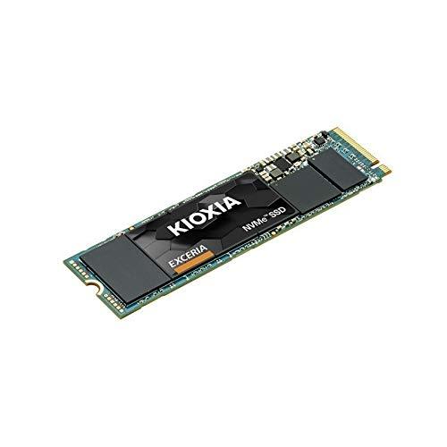 キオクシア(KIOXIA) M.2 Type2280 SSD 500GB EXCERIA NVMe SSD 5年保証 国産BiCS FLASH搭載 SSD-CK500N3/N500GB
