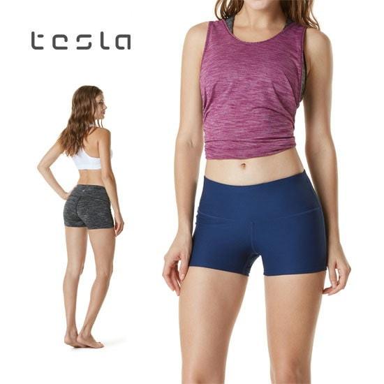 テスラテスラFYP01ヨガ服下の半ズボンはレギンスのピラティス運動服srcLangTypeko /フードトレーナー/トレーナー/スウェット/韓国ファッション