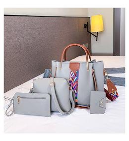4点セット バッグ 8色 韓国リュック 2020超人気 可愛い バッグ オシャレ レディース リュック マザーズリュック 大容量