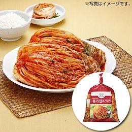 【冷蔵】『宗家』白菜キムチ|ポギキムチ(5kg) チョンガ 白菜キムチ 韓国キムチ 韓国食材 韓国料理 韓国おかず 韓国食品