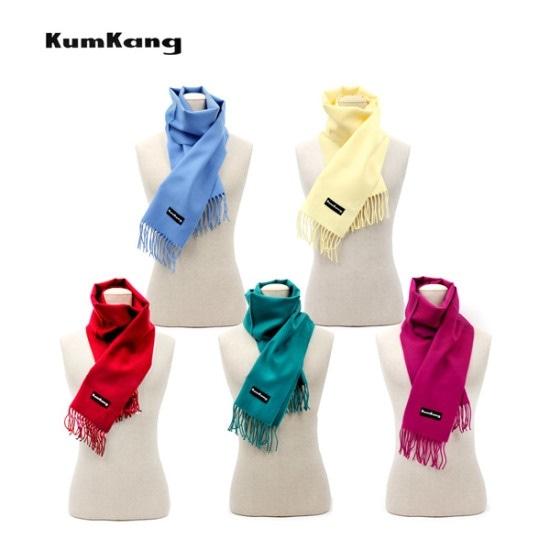 錦江、錦江クムガン、マフラーマフラーネックウォーマー /スカーフ/マフラー/韓国ファッション