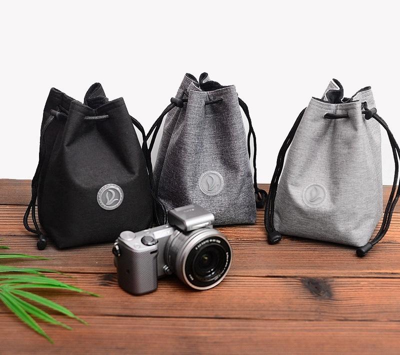 質感SサイズSony A6300/A6000/A5100用Canon EOS M5/M6/M100カメラ用収納保護ケース保護カバー/収納ポーチ収納【J185.1-J185.2-J185.3】