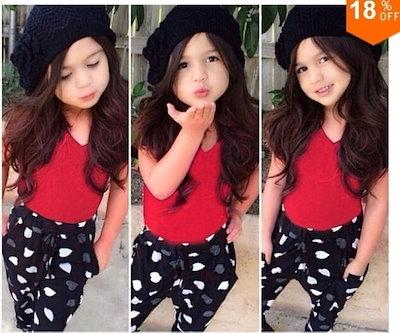 2015 summer new kids girls clothing set、new design T shirt+dress 2 pcs baby girl clothing、Flowers girls dress sets kids clothes