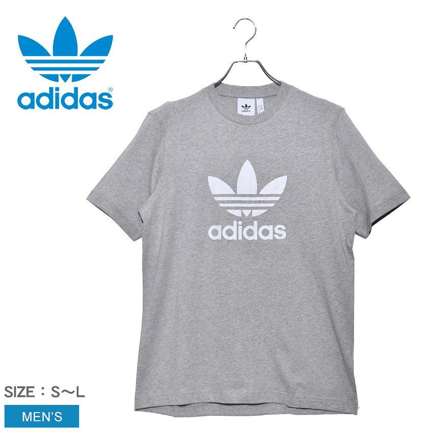 アディダス オリジナルス 半袖Tシャツ トレフォイル Tシャツ TREFOIL T-SHIRT CY4574 メンズ