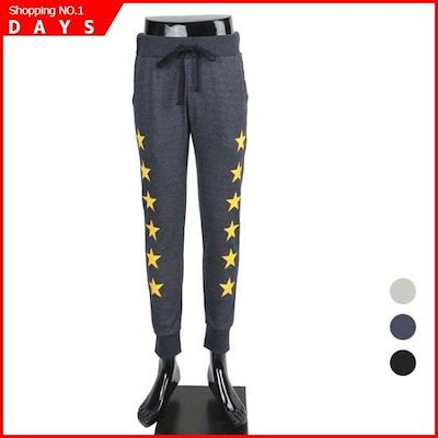 [クビコ][クビコ]ポケットバンディングひも星トレーニングパンツMB900 /パンツ/マイン/リンデンパンツ/韓国ファッション