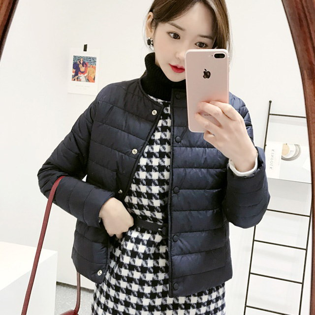 3オンス軽量ダウンパディングkorean fashion style
